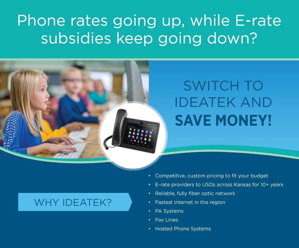 eRate deals with IdeaTek